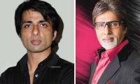 Sonu Sood, Amitabh Bachchan