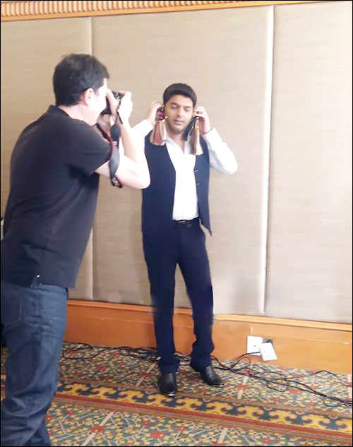 Check out: Kapil Sharma to get waxed at Madame Tussauds