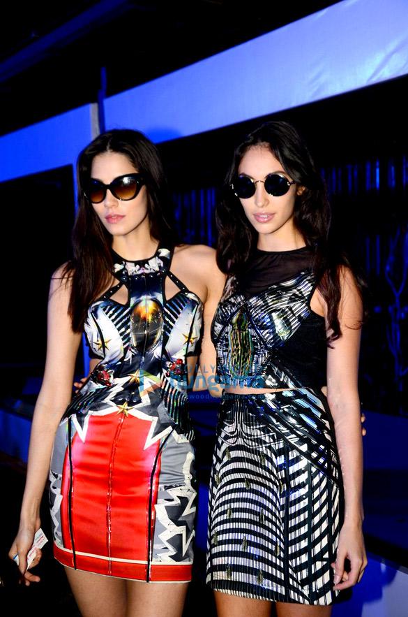 Shane Falguni's finale show at India Beach Fashion Week
