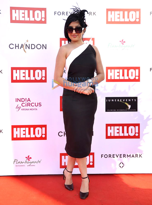 Celebs grace The Hello! Classic Cup