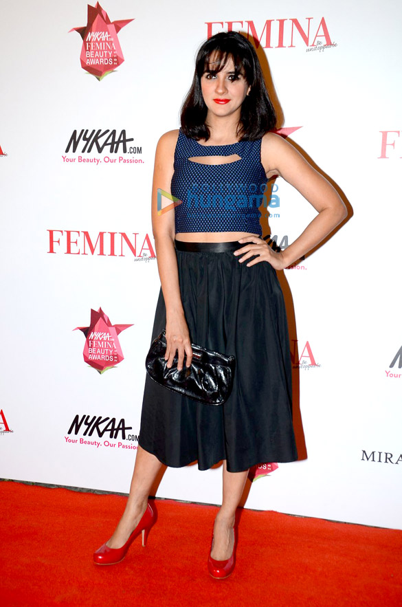 Kajol, Sonam Kapoor & Huma Qureshi grace the 'Femina Beauty Awards 2015'