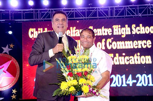 Celebs grace Annual day celebration of Children's Welfare Centre High School