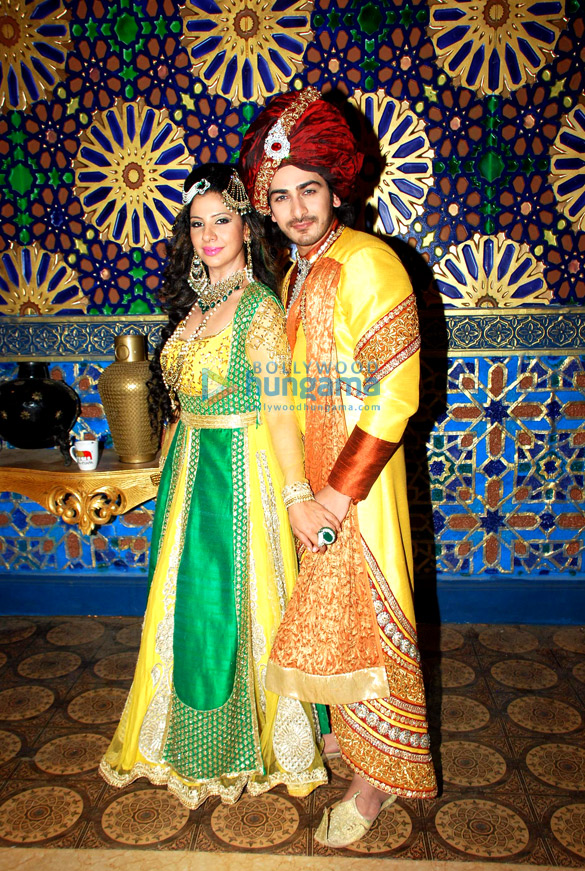 Launch of the TV serial 'Razia Sultan'