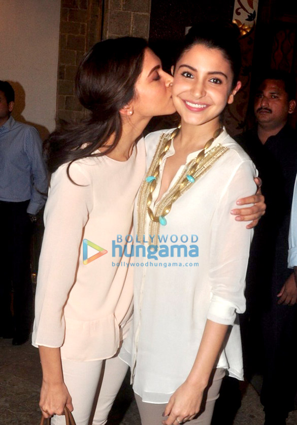 Aamir Khan, Deepika Padukone, Vidya Balan & Anushka Sharma at Censor issues meet