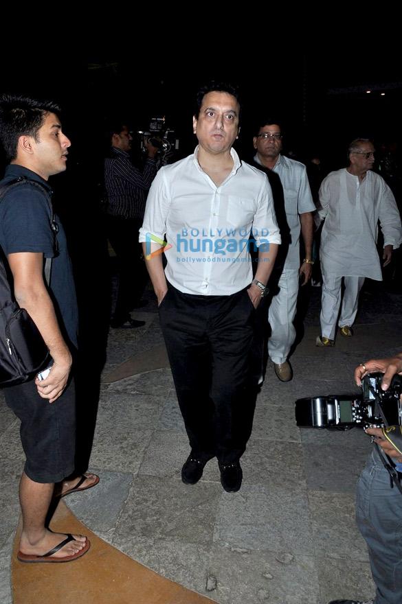 Aamir Khan, Deepika Padukone, Vidya Balan & Anushka Sharma at Censor issues meet