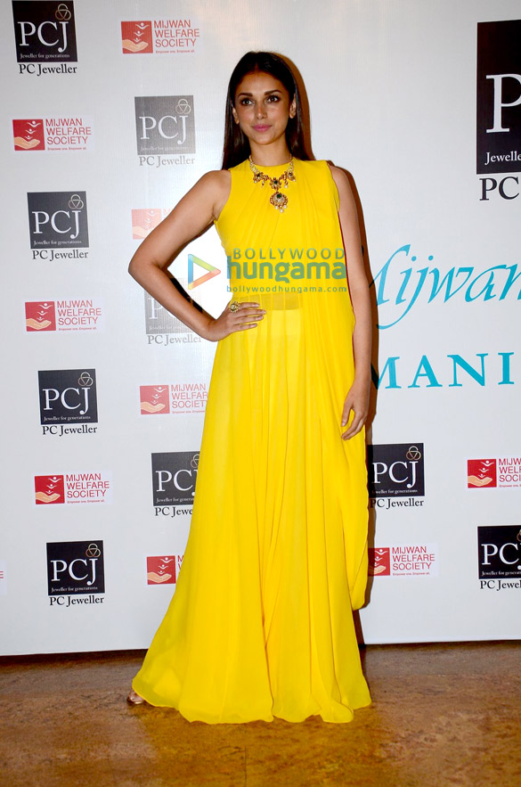 Celebs at Manish Malhotra's charity show 'Mijwan'