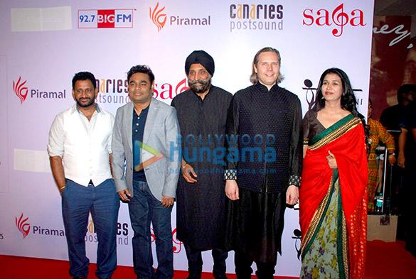 Premiere of the film 'Nanak Shah Fakir'