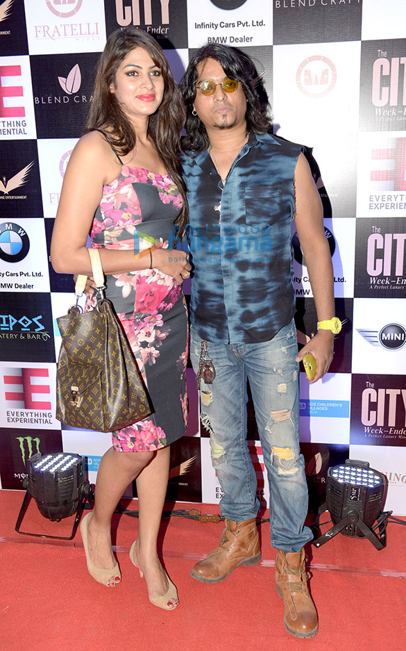 Celebs grace 'The City – Week Ender: A Perfect Luxury Mixer'