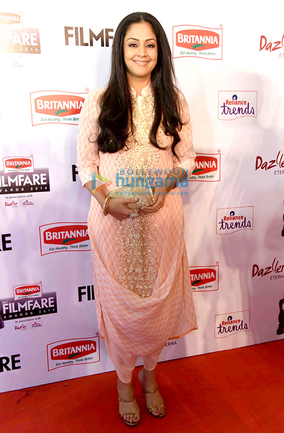 62nd Britannia Filmfare South Awards 2014