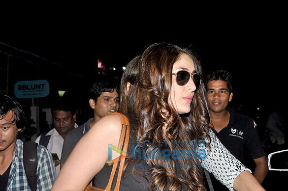 Kareena Kapoor Khan & Karisma Kapoor get a new look at B'Blunt Salon