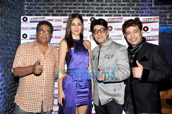 Song promo & poster launch of the film 'Basement'