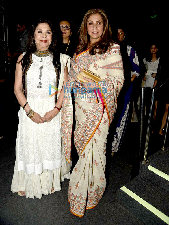 Sonam Kapoor walks for Abu Jani -Sandeep Khosla at BMW India Bridal Fashion Week