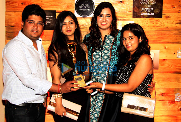 Success party of wedding photographer Ankita Chugh