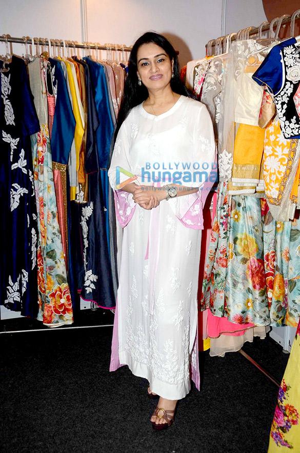 Launch of Padmini Kolhapure & Sita Talwalkar's latest designer label 'Padmasitaa'