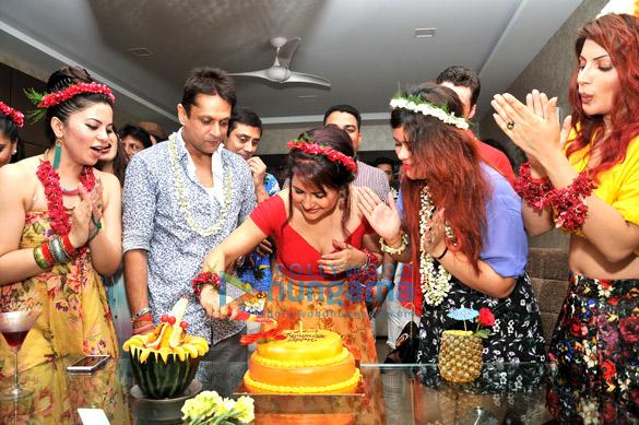 Celebs grace Liza Malik's birthday bash