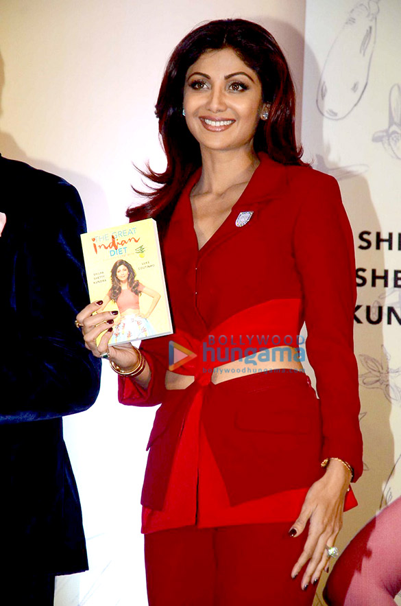 The Great Indian Diet Book By Shilpa Shetty
