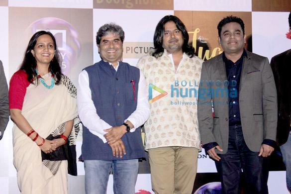 Shefali Bhushan, Vishal Bhardwaj, Clinton Cerejo, A R Rahman