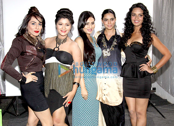 First look launch of Hindi film 'Six X'