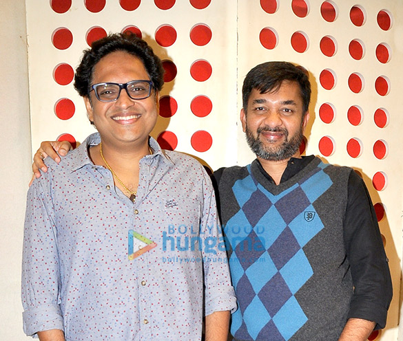 Shamir Tandon, Ashish Patil & Sonu Nigam launch their song 'Rab De Bande'