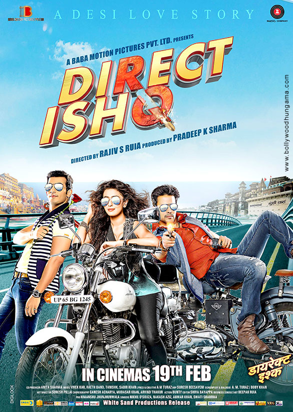 Direct Ishq Movie: Reviews   Songs   Music   Images