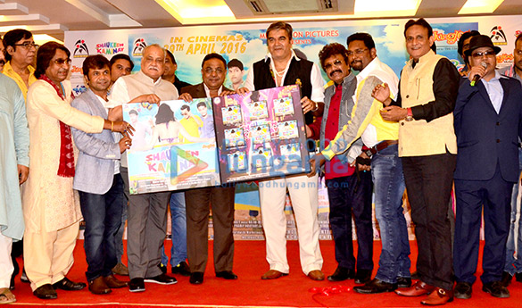Audio release of 'Shaukeen Kaminay'
