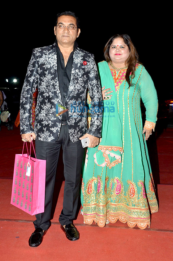 Celebrities grace Awadhesh Dixit's bash in Indore