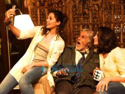 Tapsee Pannu,Amitabh Bachchan,Kirti Kulhari