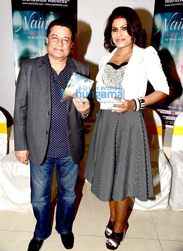 Anup Jalota launches Sania Rawani's second single 'Naina Laage Rey'