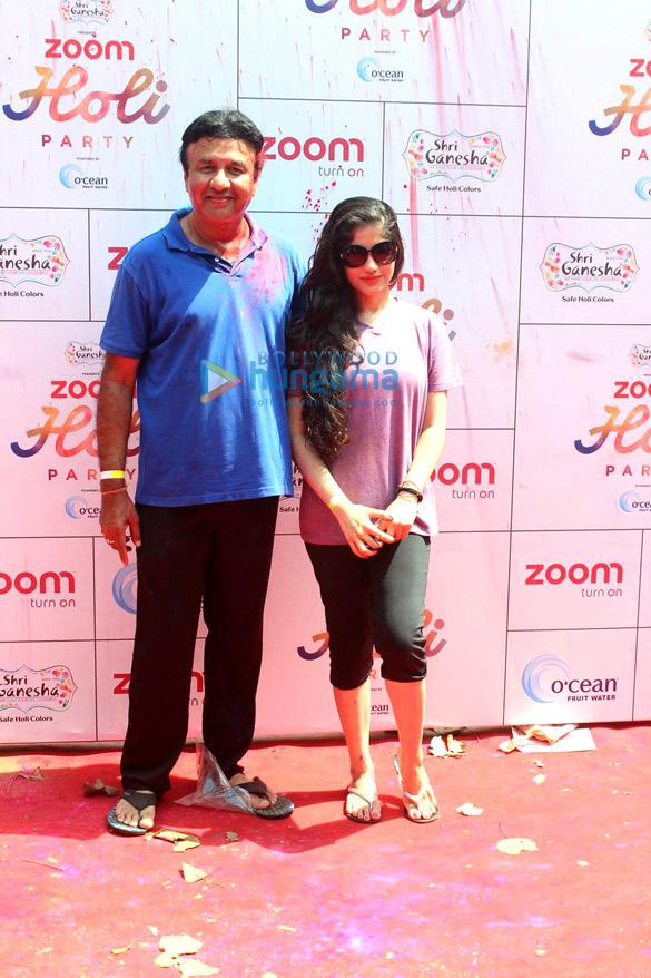 Jacqueline Fernandez, Sushant Singh Rajput & others at ZOOM holi bash