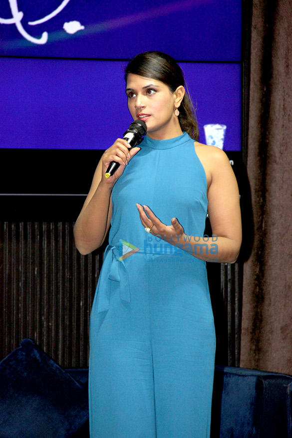Richa Chadda at the launch of Fremantle India's Web Series