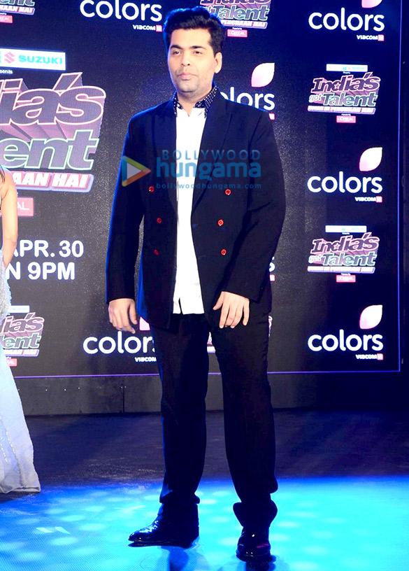 Launch of India's Got Talent – Season 7
