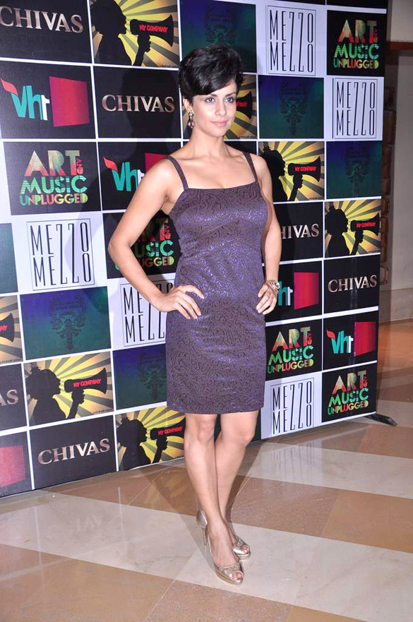 Celebs at Chivas Art & Music Unplugged