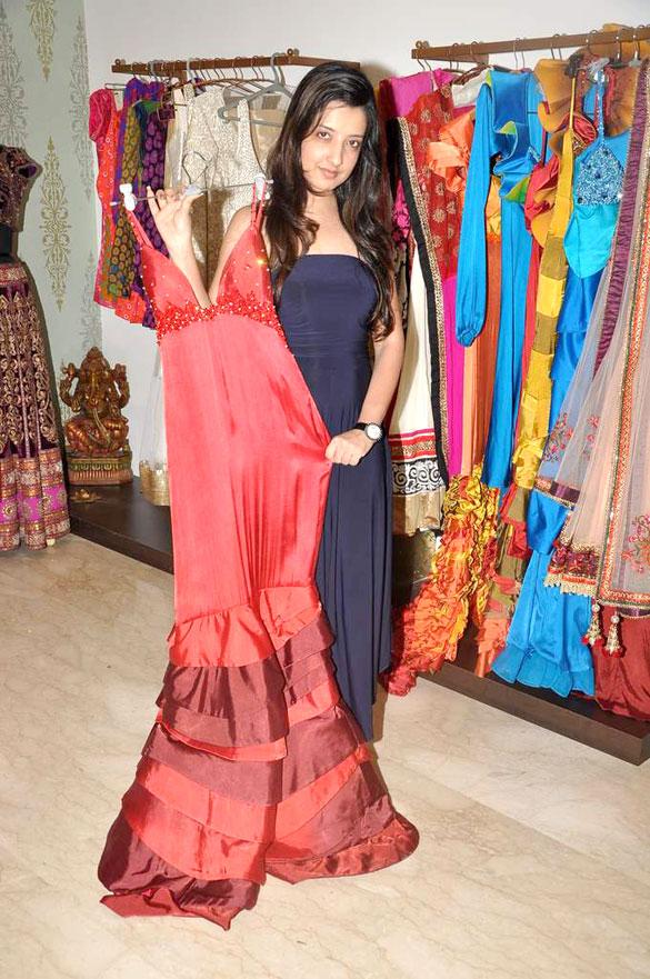 Amy Billimoria styles Shibani Kashyap
