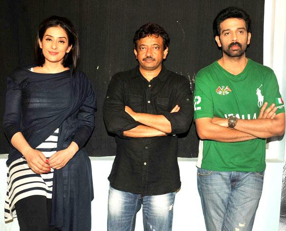 Ram Gopal Varma at press meet of 'Bhoot Returns'