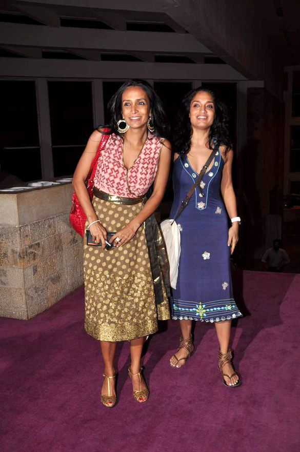 Celebs grace Nandita Das' play 'Between The Lines'