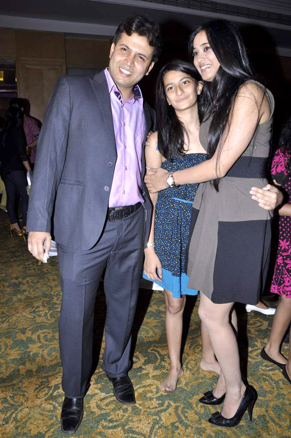 Shweta Tiwari celebrates her daughter's birthday