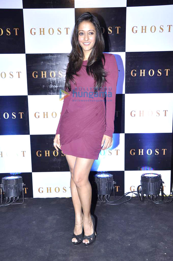 Raima Sen & Sonali Bendre at 'Ghost Club' launch
