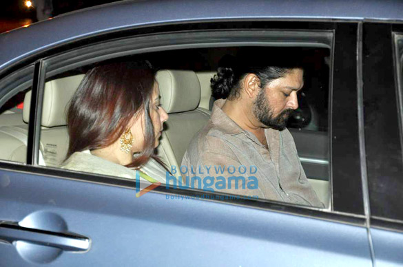 Celebs visit Aishwarya Rai Bachchan's home