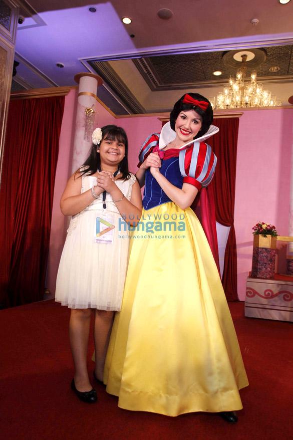 Celebs grace the launch of 'Disney Princess Academy'