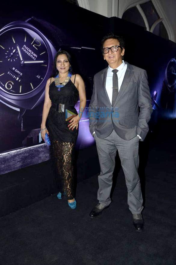Launch of 'Radiomir Panerai' watches