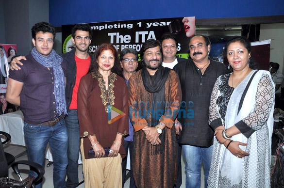Karan Grover, Javed Khan, Roop Kumar Rathod, Shashi Ranjan, Ashwni Dhir