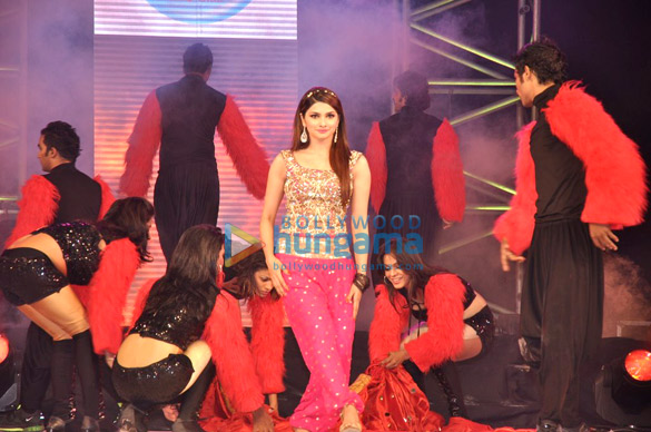 Prachi Desai at The Country Club New Year 2013's bash