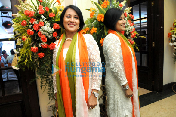 Launch of Siddharth Kasyap's album 'Rock On Hindustan'