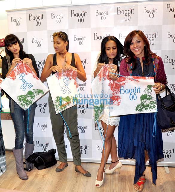 Dipannita, Nethra & others celebs at Baggit