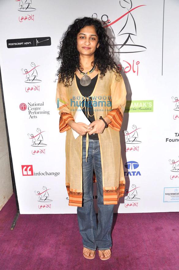 Gauri Shinde at 'The Laadli National Media Awards for ...