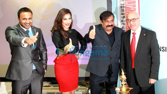 Sophie Choudry, Rajeev Reddy, Virendra Sharma