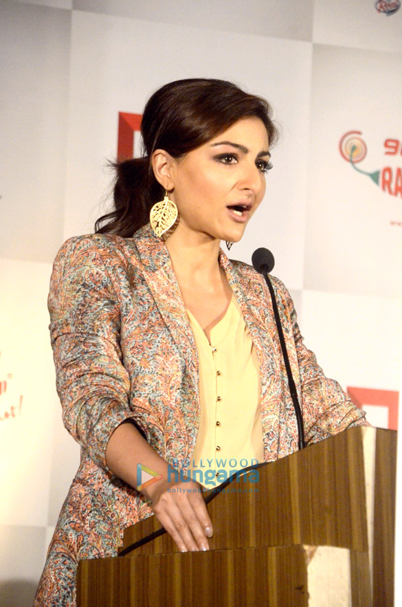 Soha Ali Khan at launch of 'Spell Bee – India Spells, Season 5'