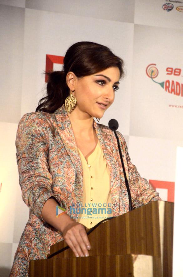 Soha Ali Khan at launch of 'Spell Bee – India Spells, Season 5'