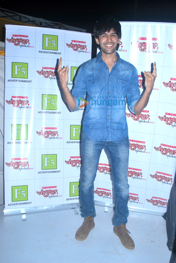 Sudhir Mishra, Rajat Kapoor & others at 'Wassup Andheri 2013' festival