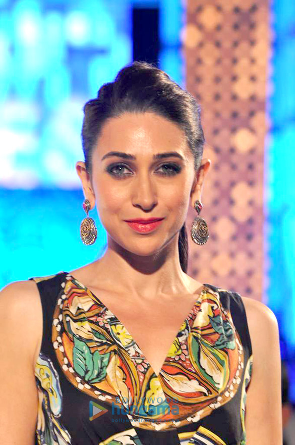 Karisma Kapoor judges '4th Indian Princess'